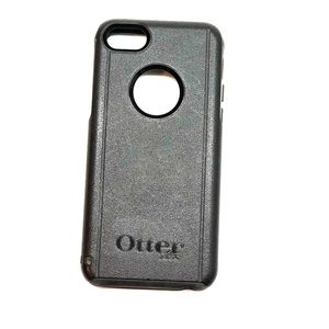 Black Otterbox for iPhone 5c